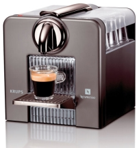Nespresso koffie machine